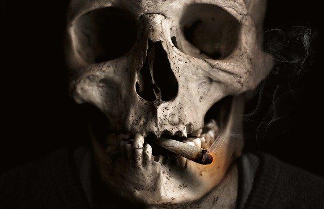 נזקי העישון לשיניים